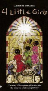Affiche du film de Spike Lee sur l'attentat de Birmingham, Alabama